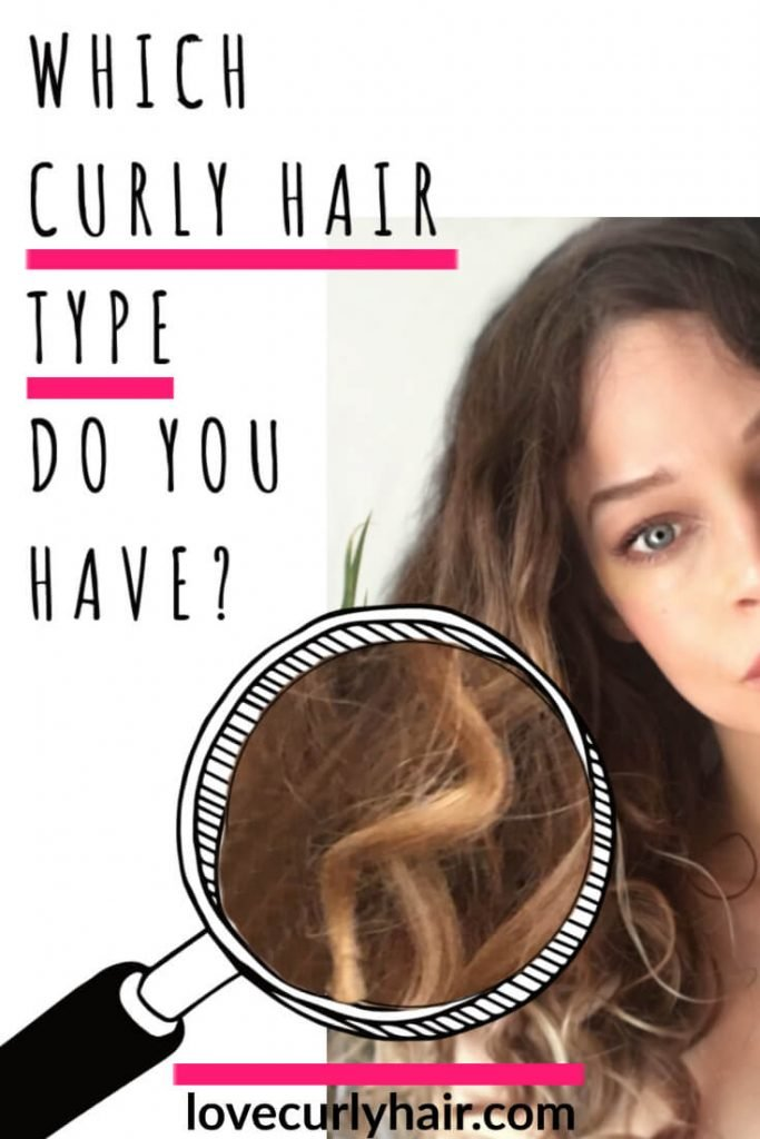 which curly hair type do i have?