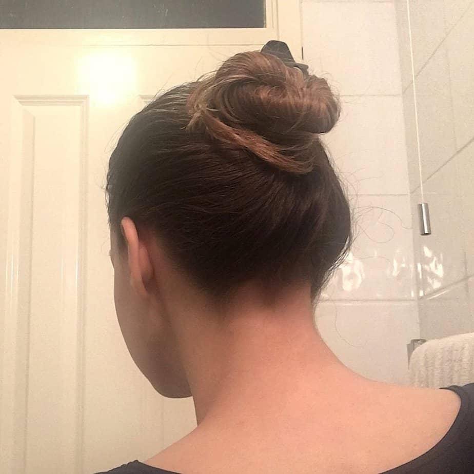 olive oil on hair as treatment