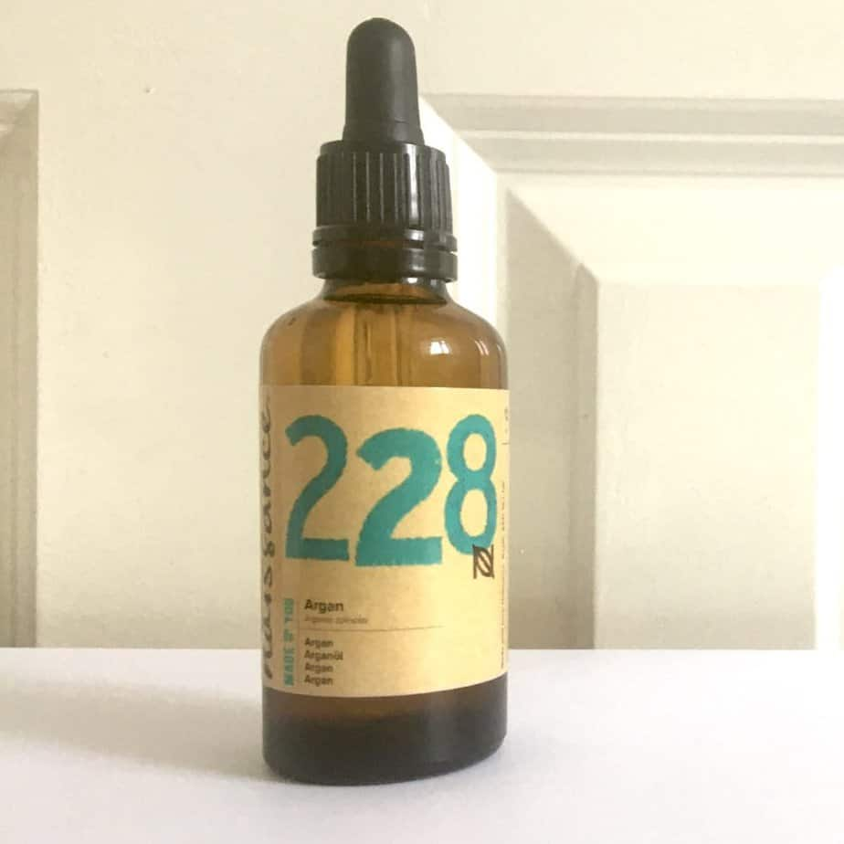 pure argan oil for curly hair