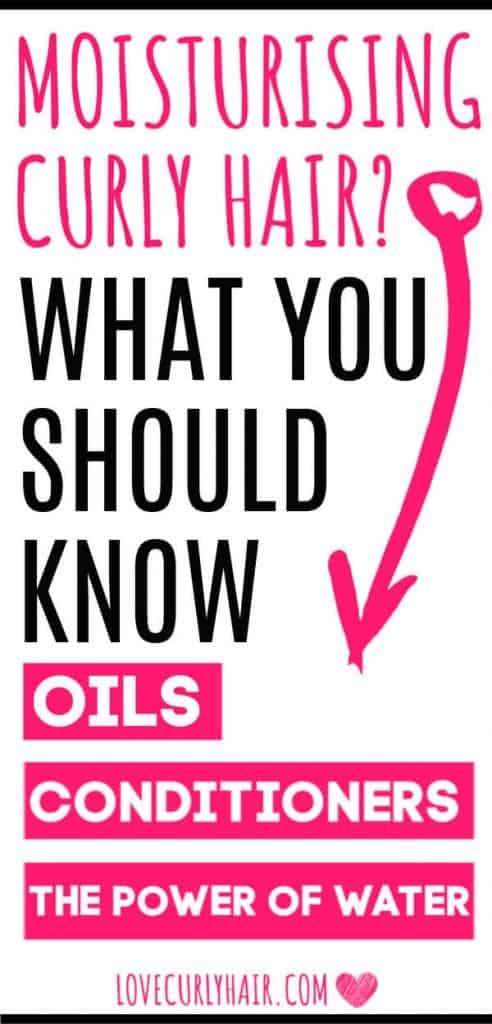 what youo should know about hydrating curly hair