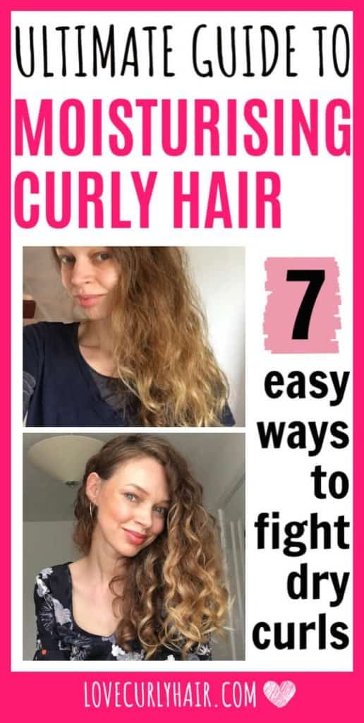 ultimate guide to keeping curly hair soft and moisturised