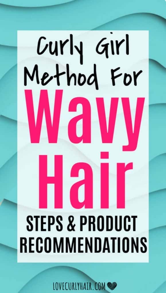 ultimate guide to starting the curly girl method on curly hair