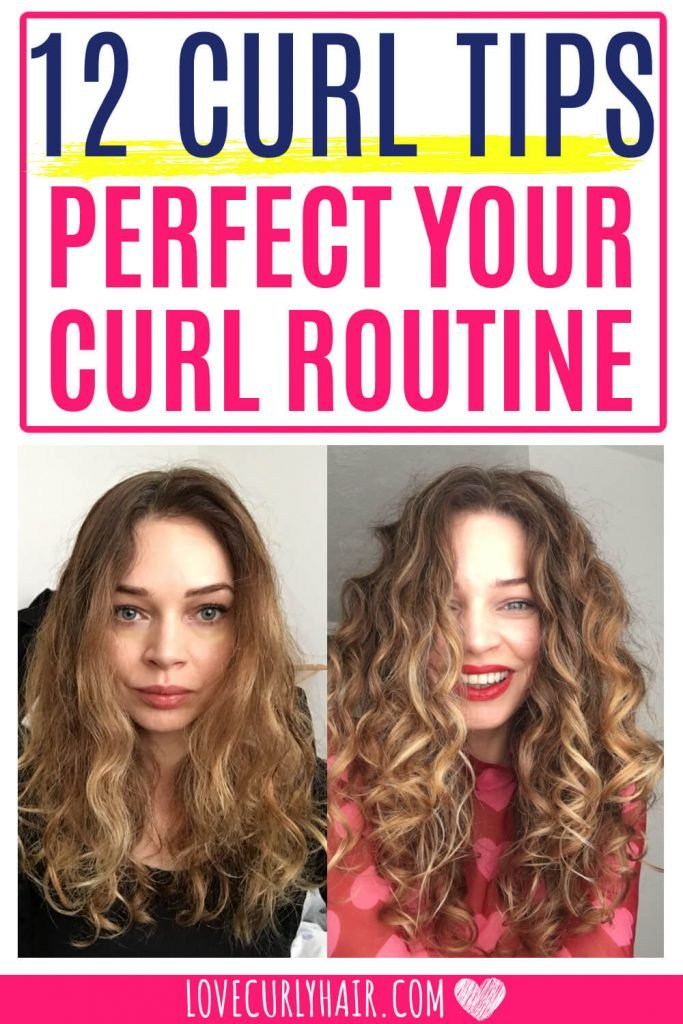 perfect curls with 12 helpful curl tips