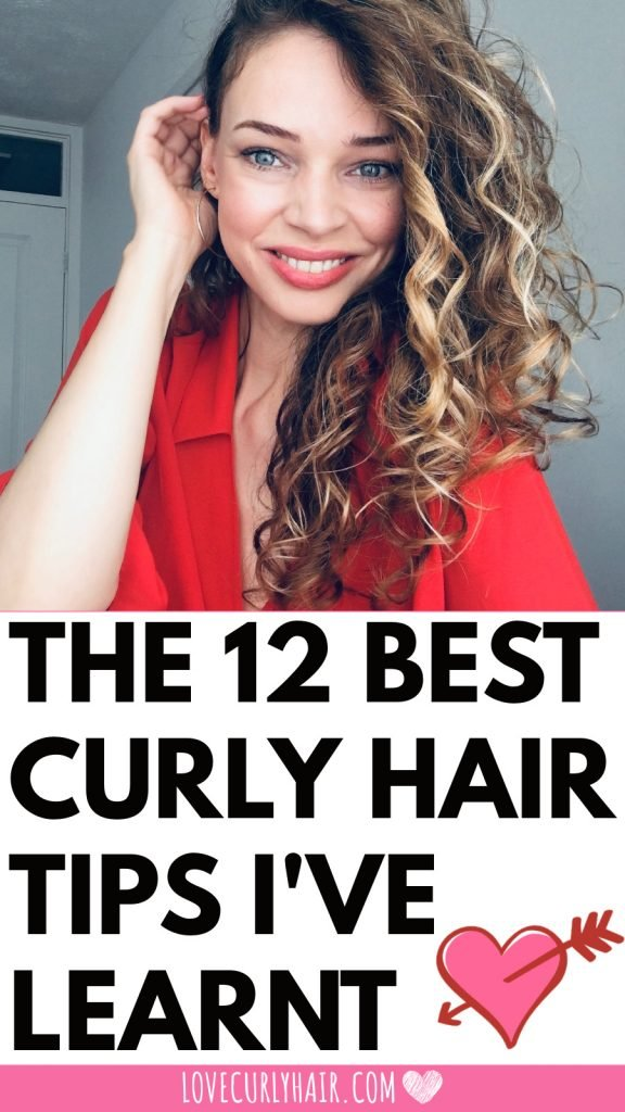 easy simple curl tips for curly hair