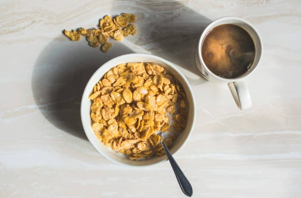 cereal as a source of vitamin D