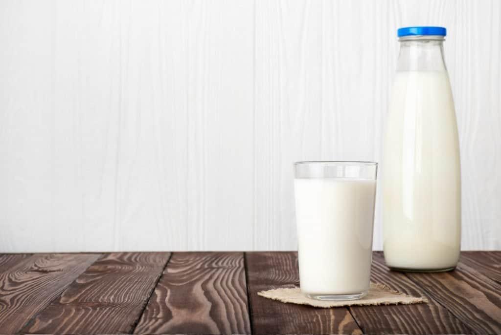 casein from cow's milk