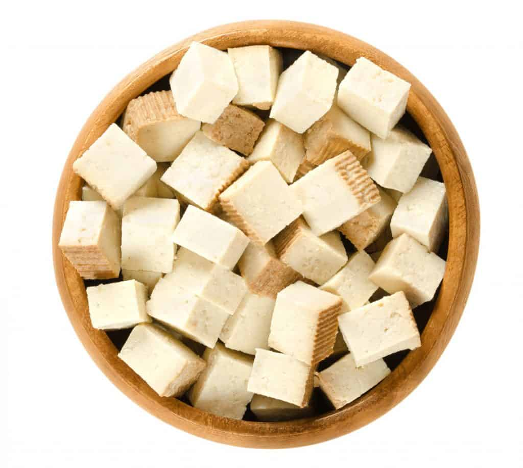 tofu source of selenium