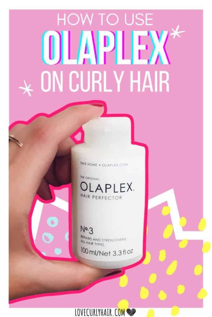 is olaplex good for curly hair?