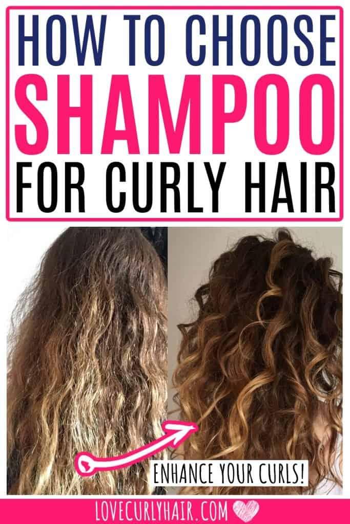 curly girl co wash shampoo