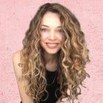 curly hair full checklist by Lauren