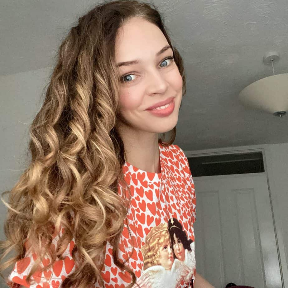 not getting clumps with the curly girl method?