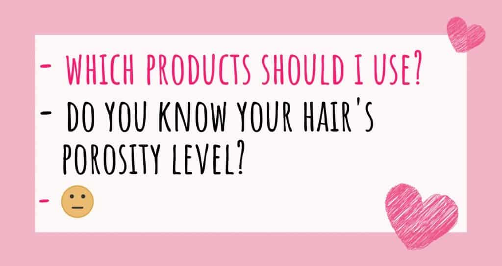 should you test your hair's porosity level?