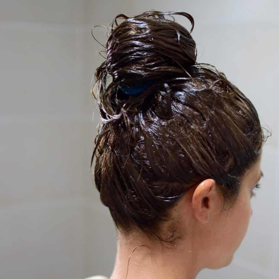 deep conditioning without heat
